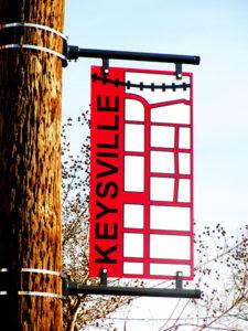keysville flag