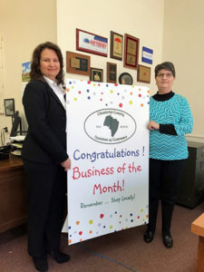 Business of the Month - March Thompson Insurance2