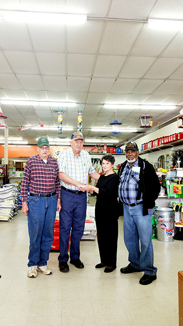 Generous donation southside messenger for American legion donation letter