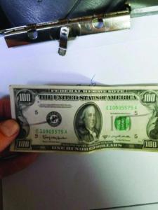 Counterfeit bills 1