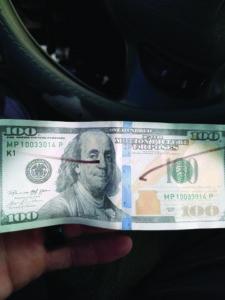 Counterfeit bills 2