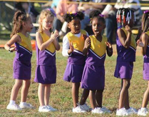 farmville youth cheer