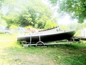 rural legends boat