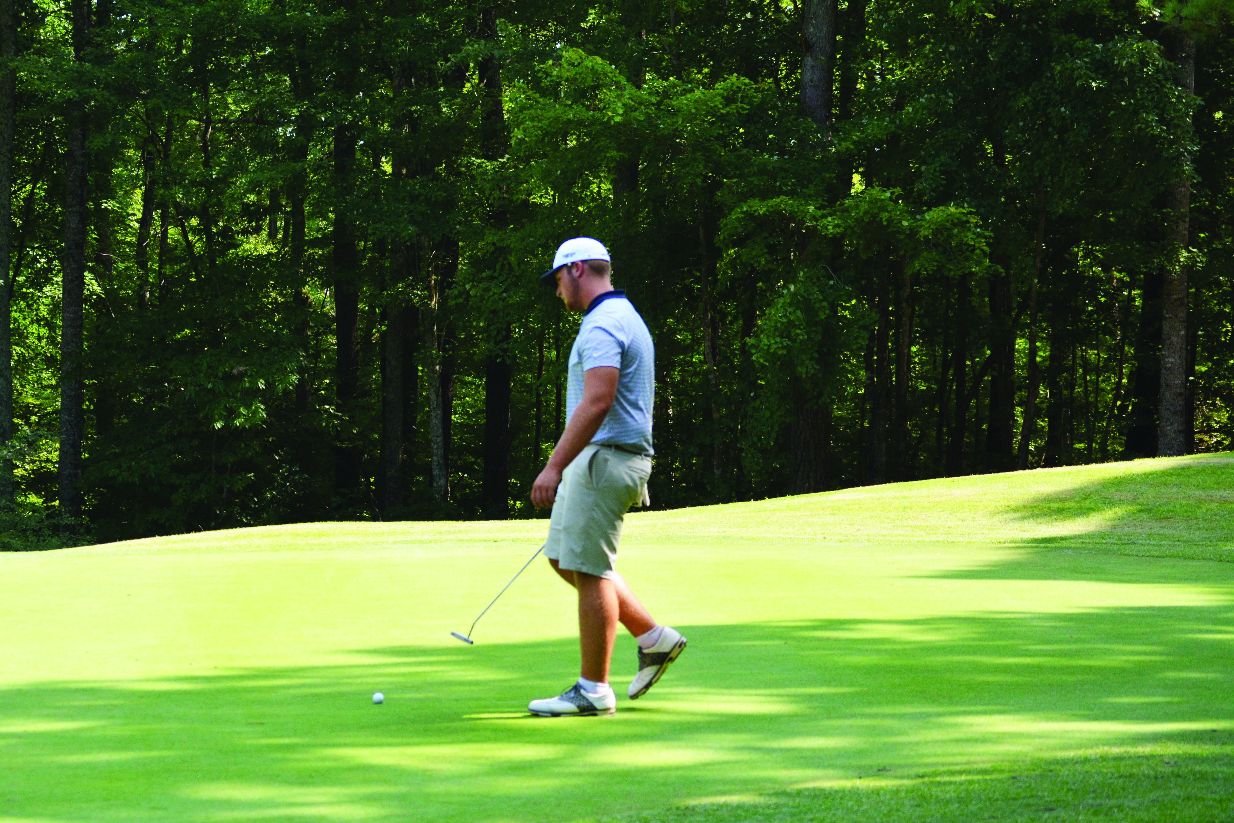 RH Golf is off