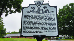 State Historical Marker