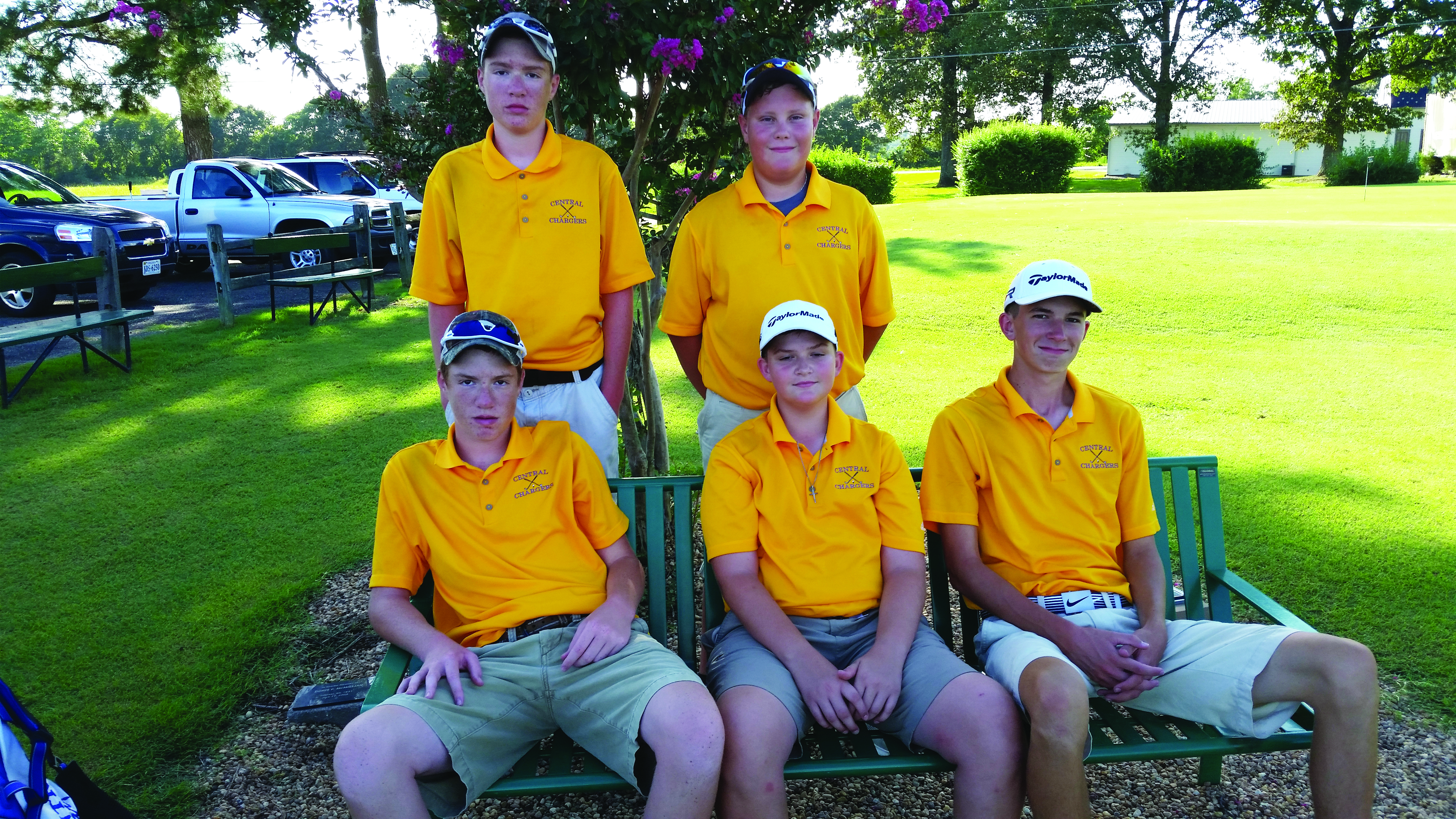 Central-golf