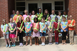 PHENIX ELEMENTARY SAFETY PATROL 2017-2018