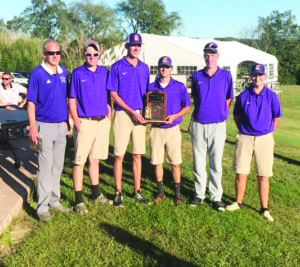 Central Golf wins