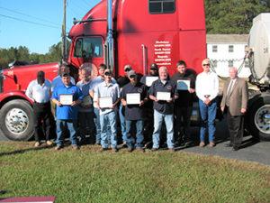 truck driving grads