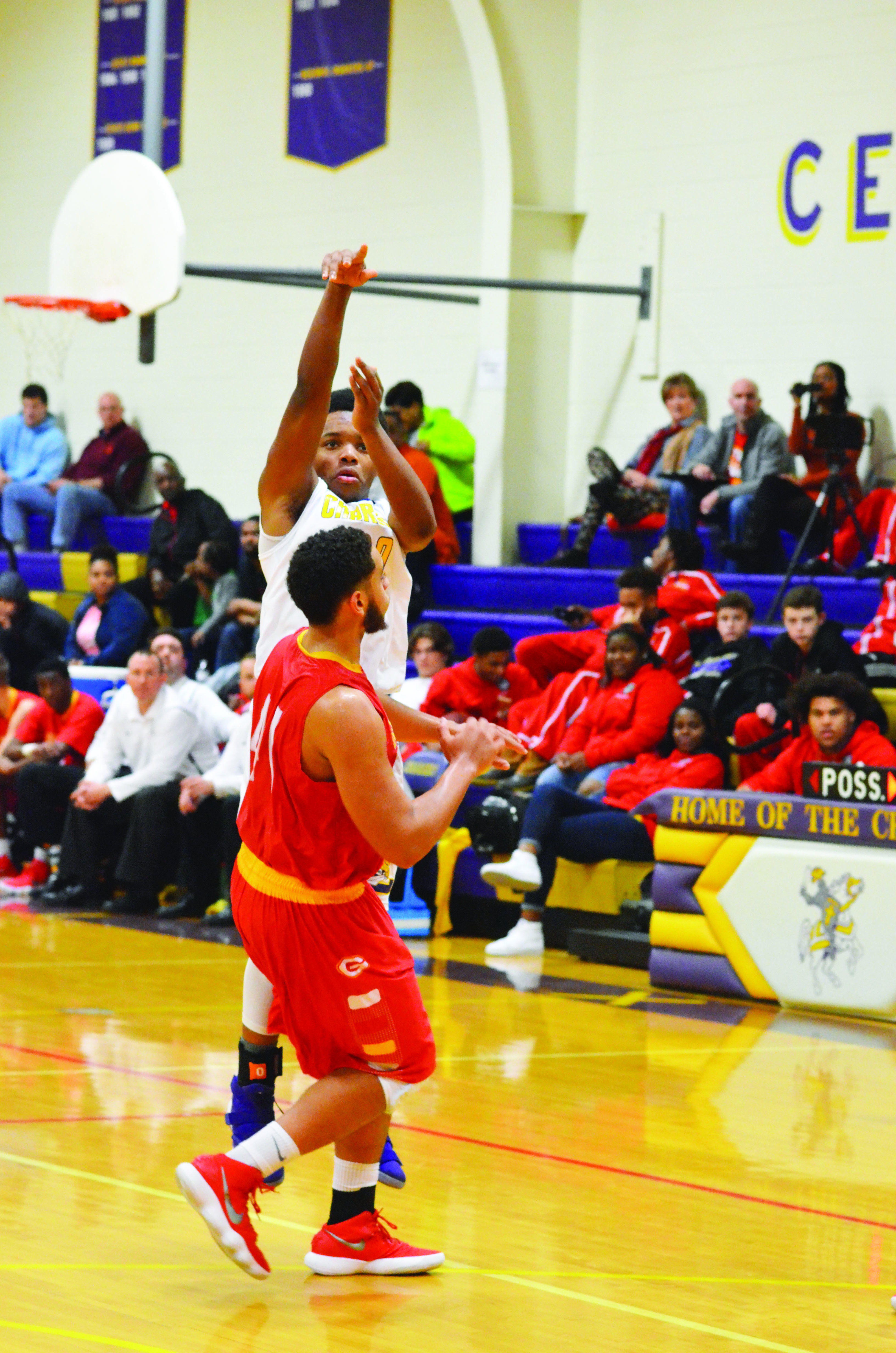 Chargers Take on top--Tzion Wilkerson