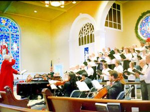 Commonwealth Chorale 2017 Messiah