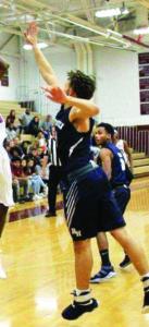 RH rebounds